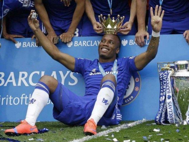 Didier Drogba King