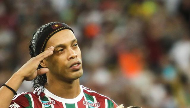 Ronaldinho otkrio