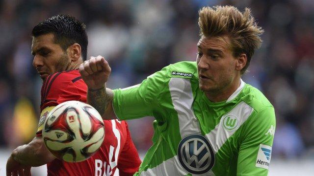 Wolfsburg - Bayer Leverkusen