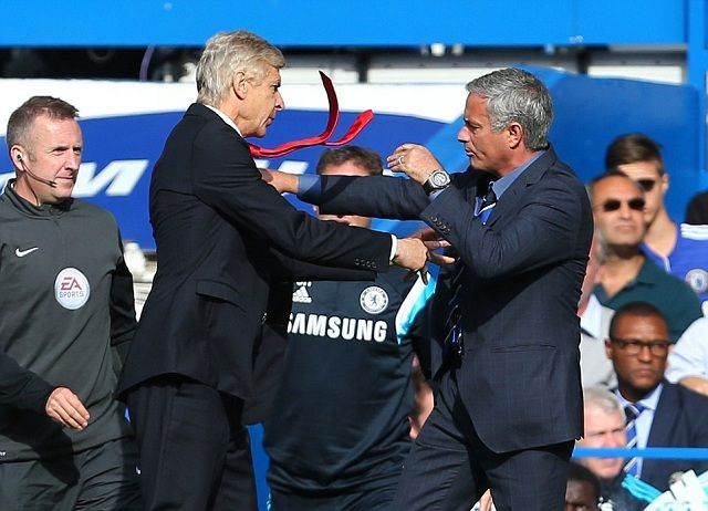 arsene i jose