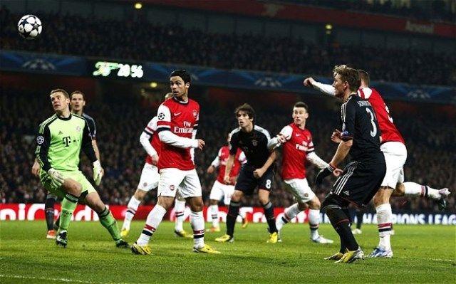 Bayern Munchen - Arsenal