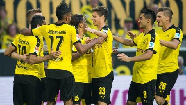Borussia postavila cijenu za Gabonca