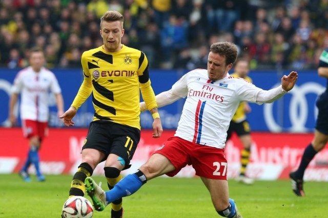 HSV - Borussia Dortmund, Reus