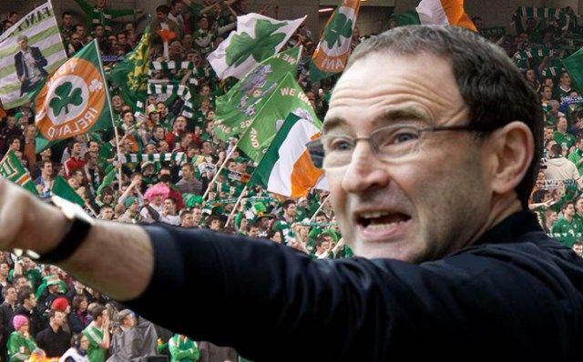 Irska - BIH, O'Neil