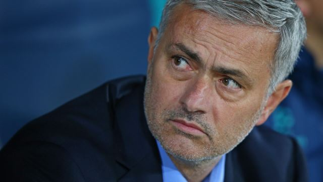Mourinho popravio travnjak