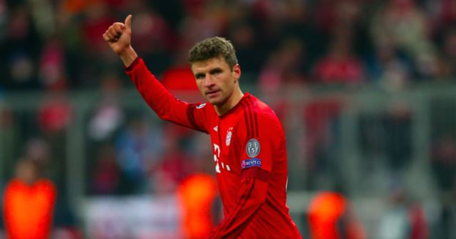 Muller se zahvalio Robbenu