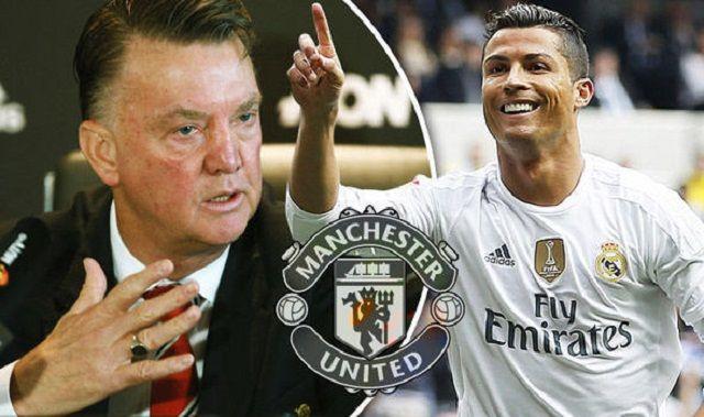 Van Gaal progovorio o povratku Cristiana Ronalda