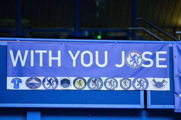 Chelseaja se oprostili od Mourinha (2)