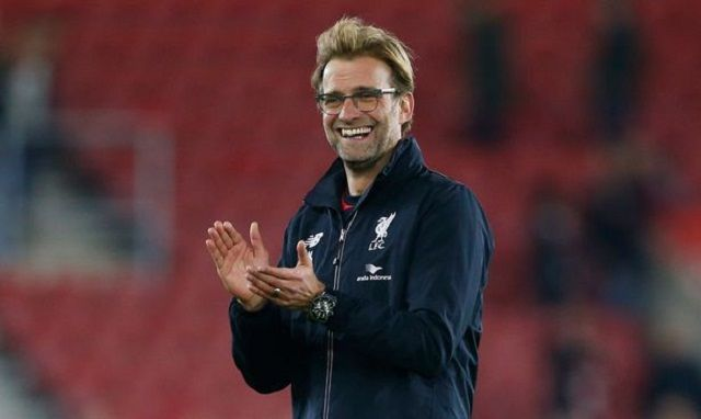 Jurgen Klopp brani gest svojih igrača