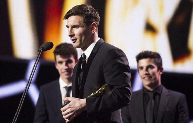 Messi najbolji nogometaš i napadač