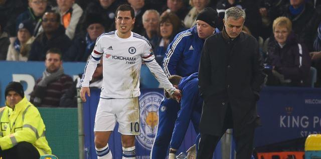 Mourinho je htio učiniti Hazarda boljim od Messija