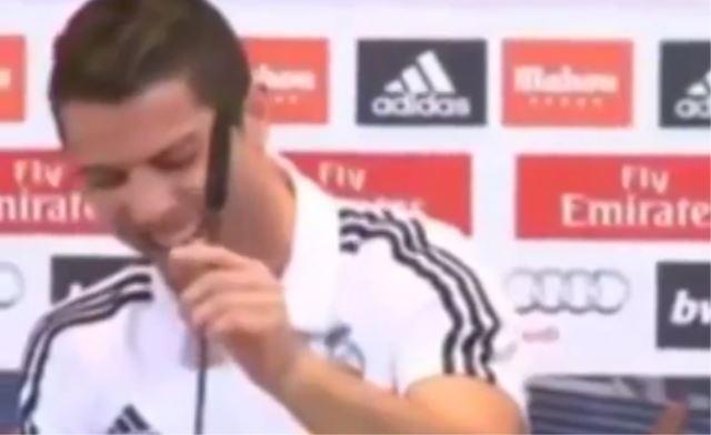 Nogomet i plakanje od smijeha