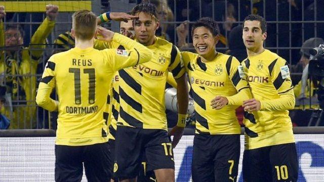 Razlika između Dortmunda