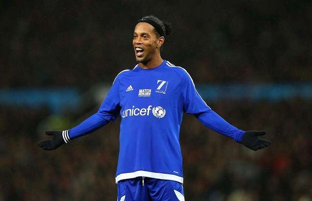 Ronaldinhov tim iz snova