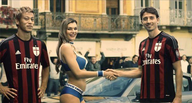 igrači Milana zaustavili pljačku