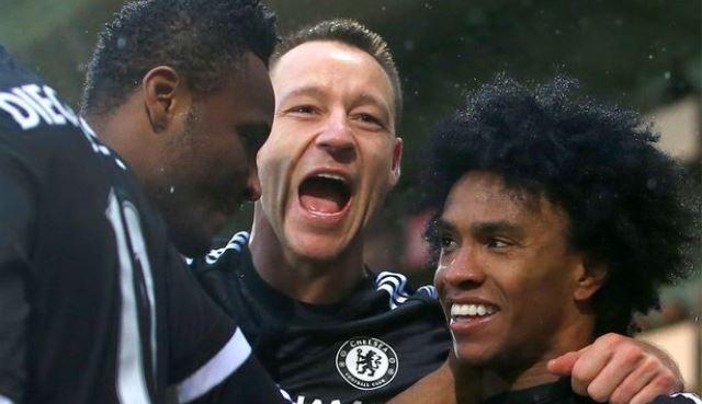 Chelsea od prošle sezone