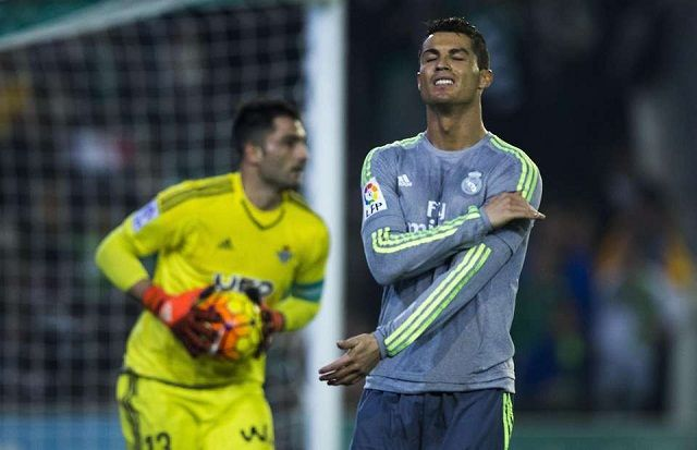 Cristiano Ronaldo ponovo ljubomoran