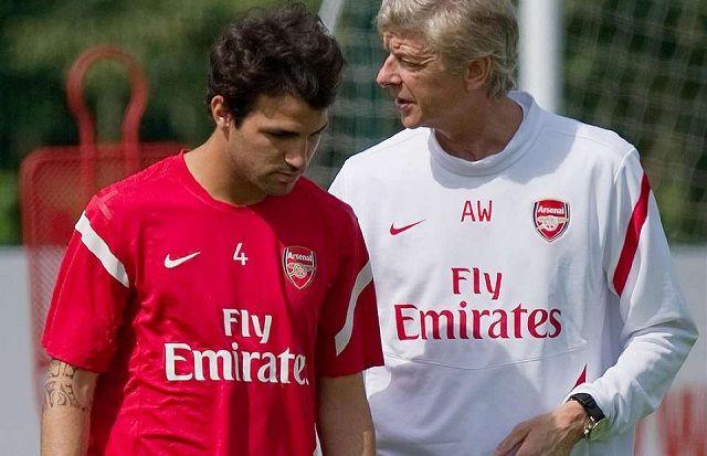 Fabregas objasnio kako ga je Wenger nagovorio