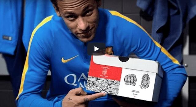 Neymar dobio nove Nike kopačke
