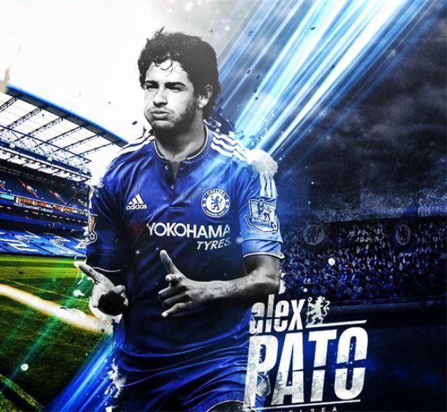 Patu stoji Chelseajev dres (2)