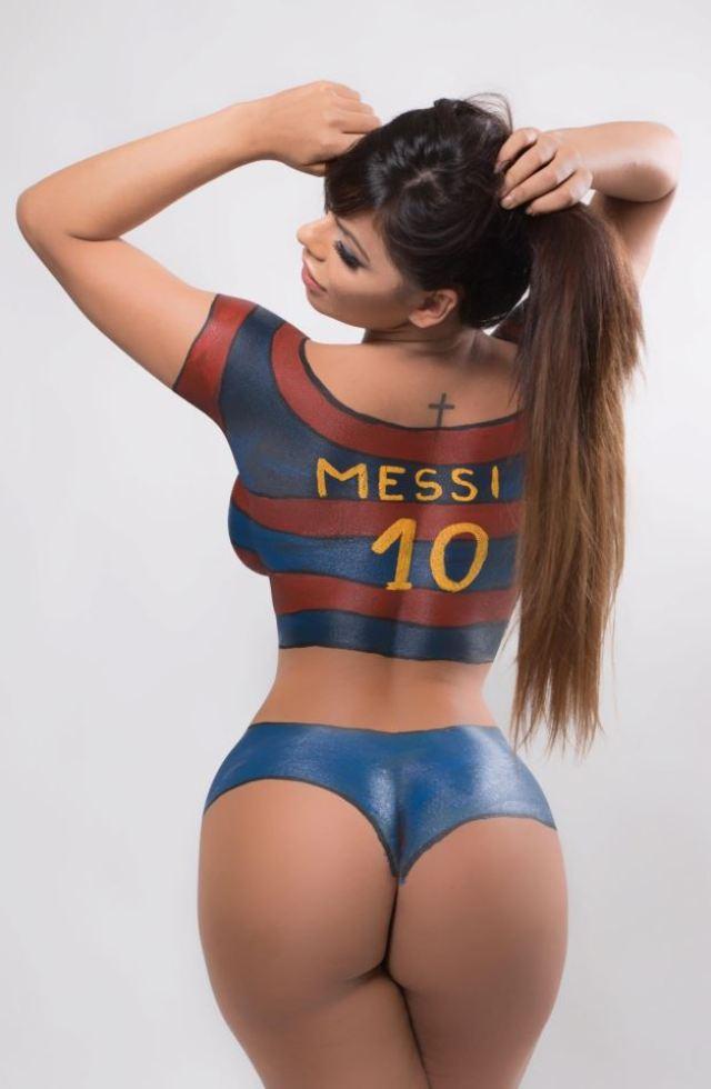 najveća navijačica Lea Messija (4)
