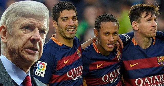 Arsenal - Barcelona Wengerove noćne more