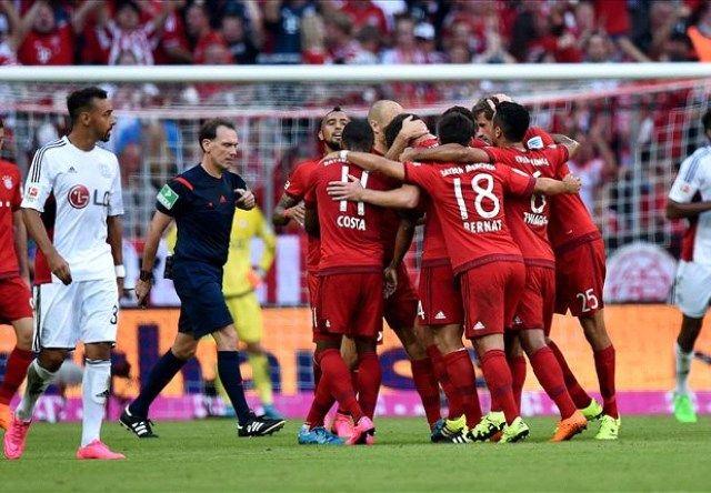 Bayer Leverkusen - Bayern Munchen
