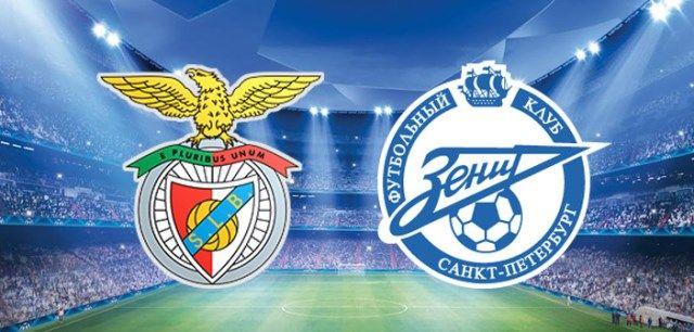Benfica - Zenit Petersburg