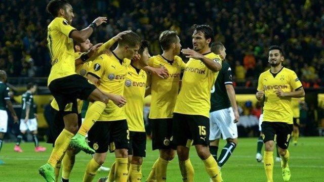 Borussia Dortmund - Porto