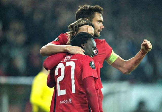 Evo kako su igrači Midtjyllanda proslavio pobjedu nad Manchester Unitedom