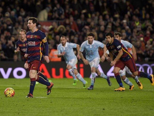 Otkriveno Evo zbog čeka je Messi na onakav način izveo penal protiv Celte!