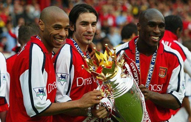 Ova ikona Arsenala je donijela simuliranje u engleski nogomet