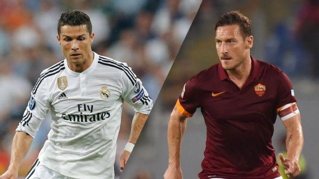 Roma - Real Madrid