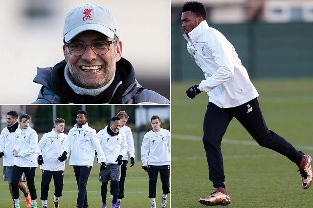 Sve što želim je da igram za Liverpool