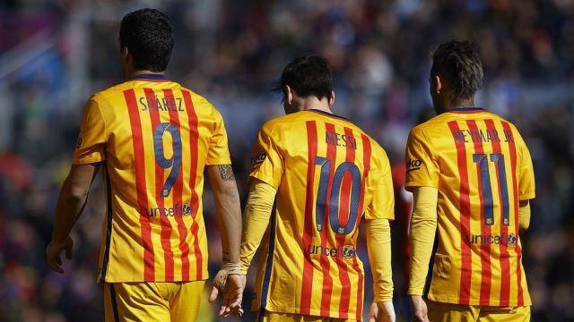 U Barceloni nema zavisti