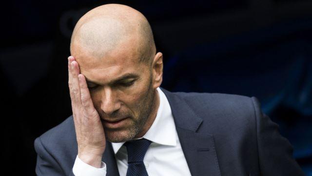 Zidane zagrlio sve igrače