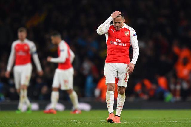Arsenalovim igračima nedostaje psihičke snage