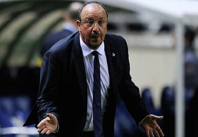 Benitez nije bio problem u Real Madridu