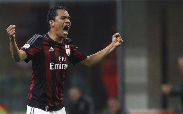 Carlos Bacca potvrdio da bi mogao napustiti Milan ovog ljeta