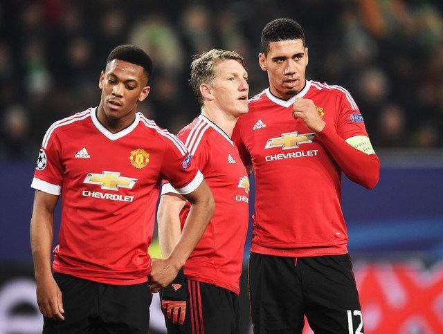 Manchester United igra poput gomile stranaca