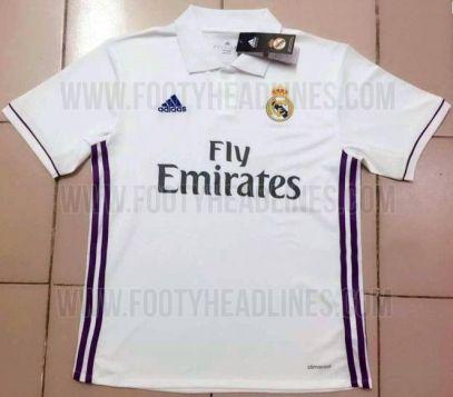 Novi dres Real Madrida