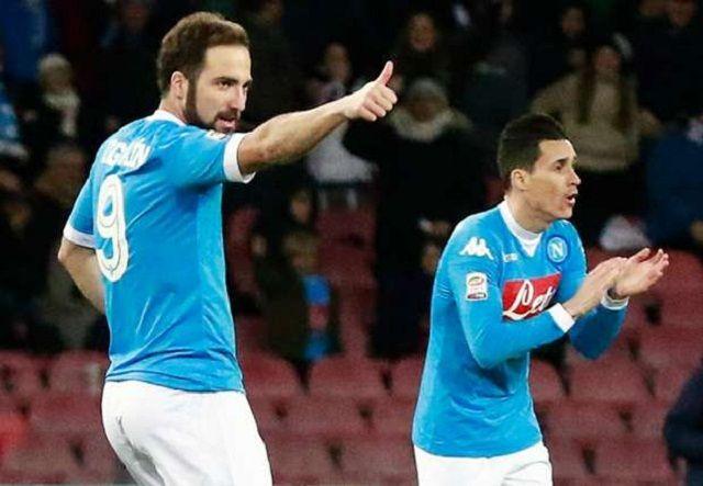 Sarri oduševljen ljutim Higuainom nakon pobjede Napolija