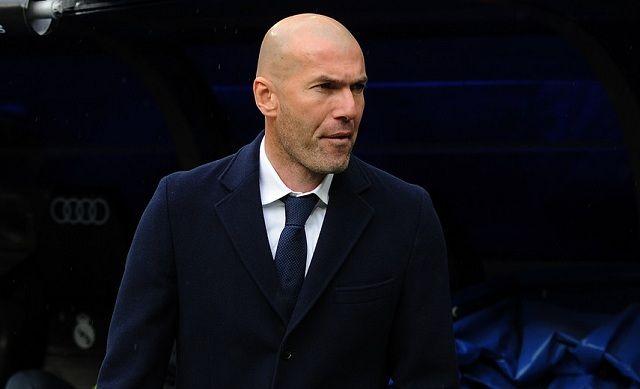 Zinedine Zidane otkrio ime jednog igrača