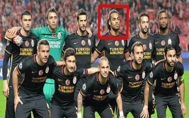 Nogometaš Galatasarayja