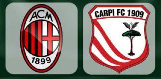 AC Milan v Carpi