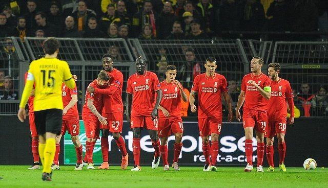 Legenda Liverpoola