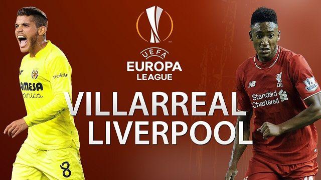 Villarreal v Liverpool