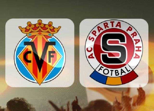 Villarreal v Sparta Prague