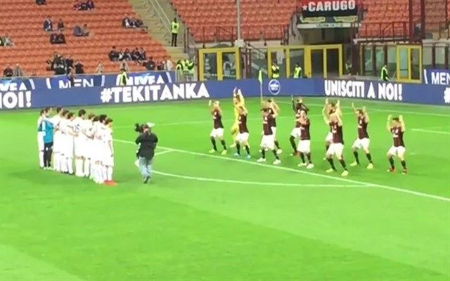 igrači Milana