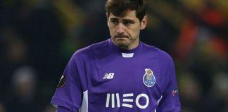 Iker Casillas kritikovao navijače Real Madrida